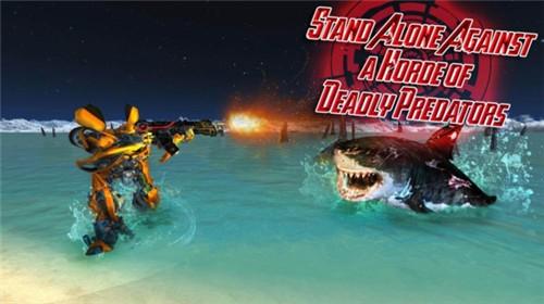 机器人海底大猎杀中文手机版