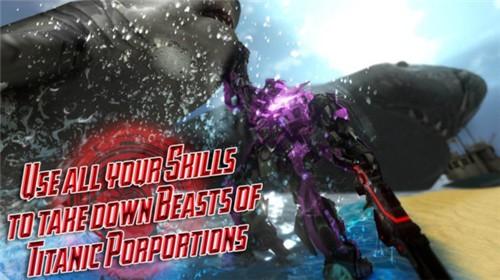 机器人海底大猎杀中文手机版下载