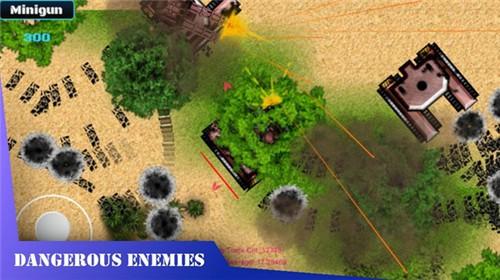 坦克大战无尽毁灭游戏中文版