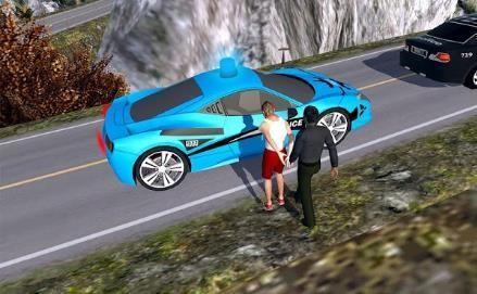 警察警车驾驶安卓正式版下载
