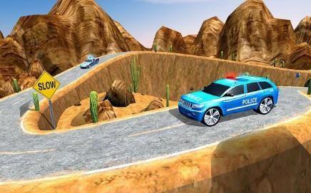 警察警车驾驶正式版