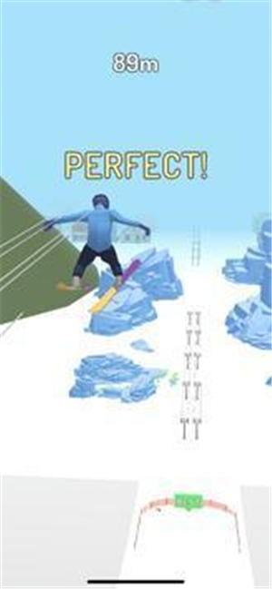 滑雪跳跃3D安卓正式版