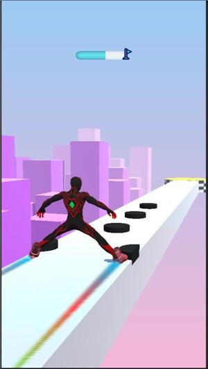 蜘蛛侠的滑板鞋安卓免费版