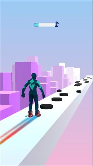 蜘蛛侠的滑板鞋免费下载
