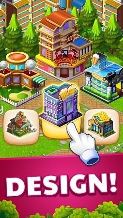 城镇奇幻梦想爆炸手机版下载