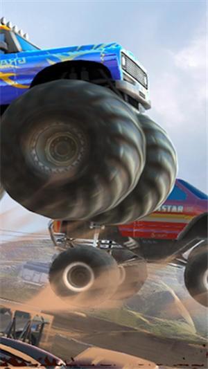 怪物卡车大争斗手游下载