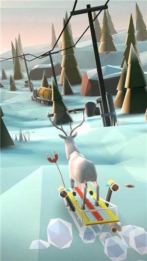 动物滑雪冒险最新正式版