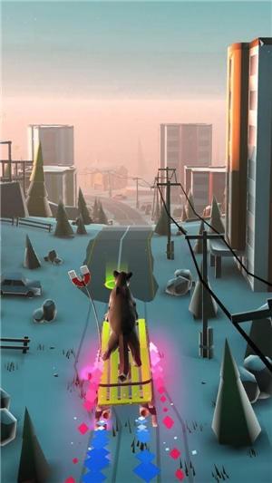 动物滑雪冒险安卓版下载