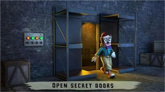 怪人小丑模拟器游戏