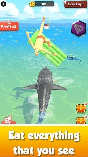 空闲鲨鱼世界手游下载