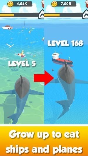 空闲鲨鱼世界官方版安卓版
