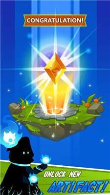 泰坦点击英雄无限金币钻石版下载