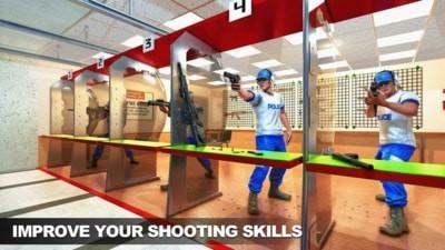 警察训练营模拟器中文版手机游戏