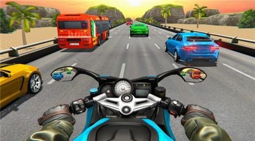 交通公路骑士无限金币版下载