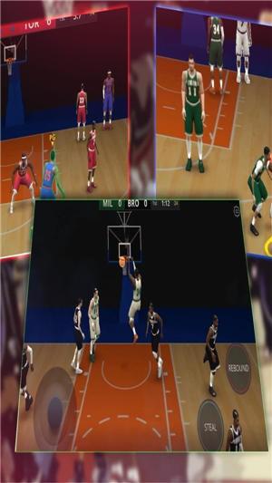 NBA模拟器安卓汉化版