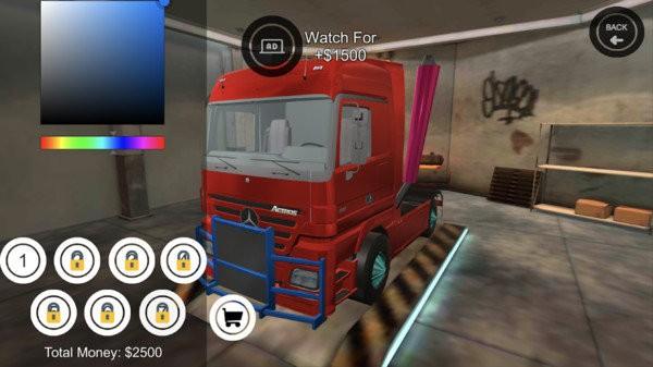 货车模拟器2021手机安卓版