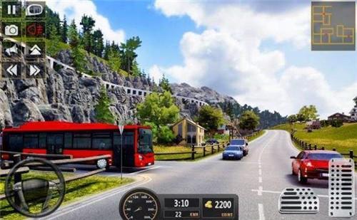 欧元巴士驾驶2手机中文版下载
