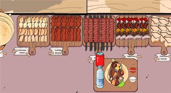 烤肉串串店中文版下载
