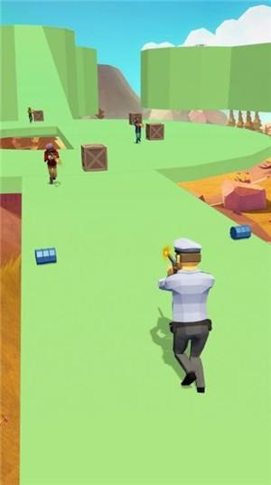 警察武士冲突游戏官方版