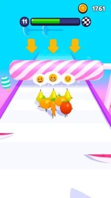 水果障碍竞赛3d手游下载