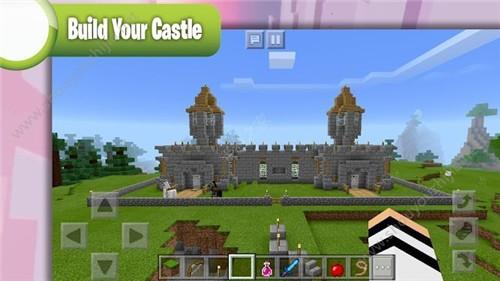 城堡工艺世界中文版下载