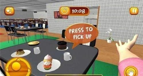 虚拟厨师烹饪3d中文版