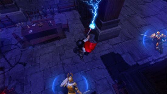 超级雷神英雄游戏下载