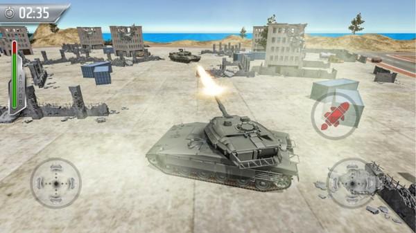 陆战型坦克模拟器游戏官方下载