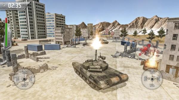 陆战型坦克模拟器手机正式版