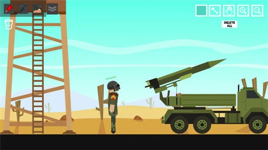 世界大战沙盒游戏