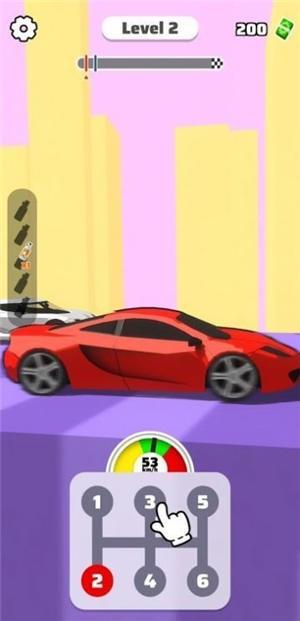 减重短程高速汽车赛游戏下载