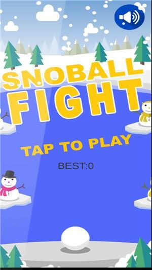雪地雪球作战官方版下载