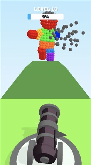 彩色巨人3d游戏官方版