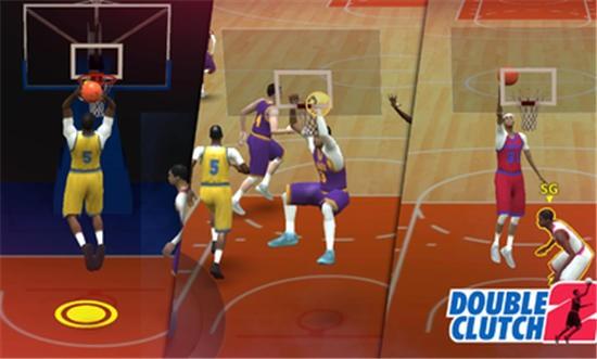 模拟篮球赛游戏下载
