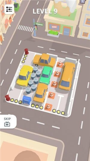 停车场果酱游戏