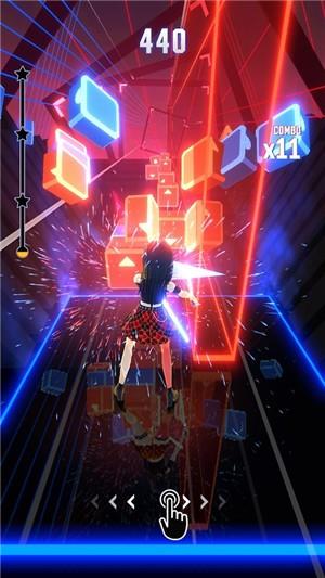 节奏军刀3d最新版中文版下载