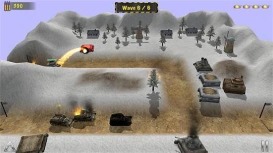二战之盟军防线游戏下载