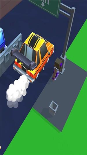 像素疯狂出租车官方完整版