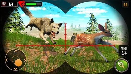 野狼狩猎冒险安卓手机版
