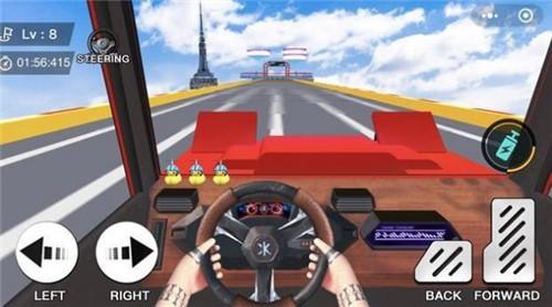 3d越野赛车竞技游戏最新版