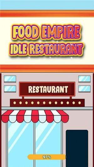 食品空闲餐厅破解版