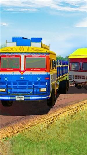 卡车现代司机2021游戏下载