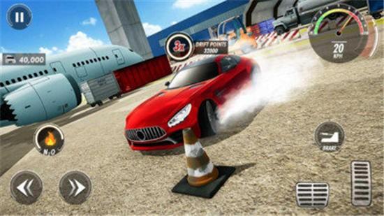 真正的漂移赛车游戏