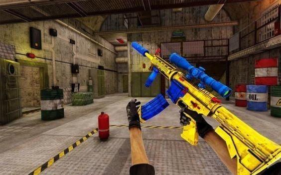 陆军反恐狙击手官方版最新版