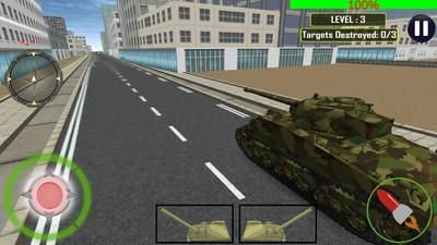 坦克大战警车免费下载