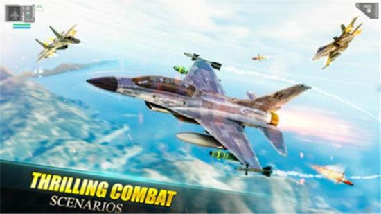 战斗机模拟器中文版下载
