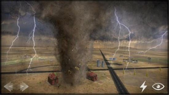 雷电龙卷风模拟器安卓汉化版