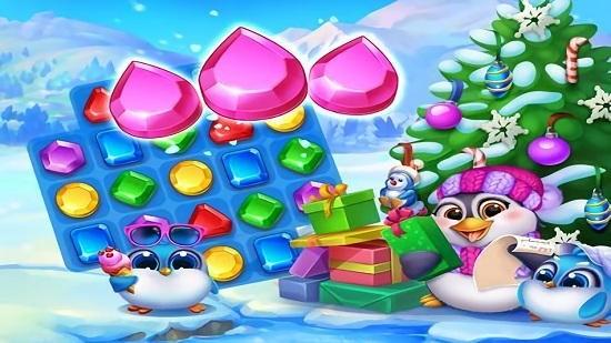 冰原时代大冒险游戏
