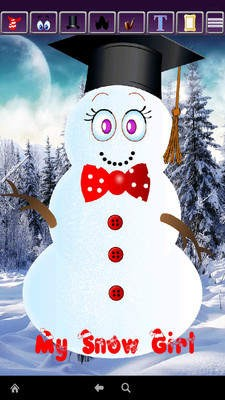 雪人生成器手机版下载