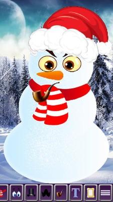 雪人生成器手机版正式版